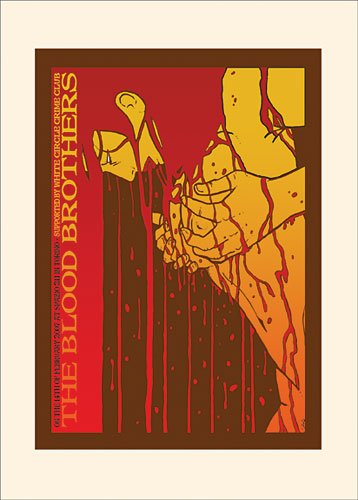 Malleus Blood Brothers Poster