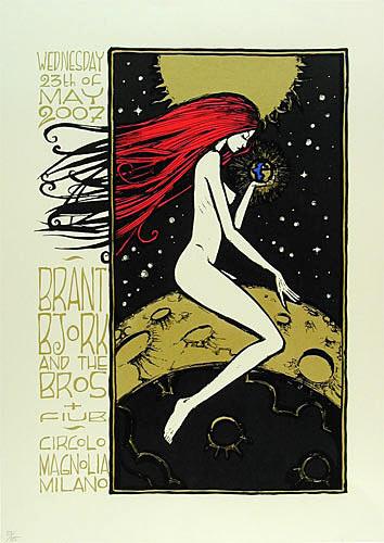Malleus Brant Bjork Poster