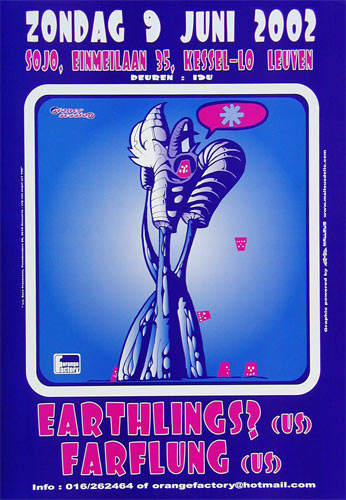 Malleus Earthlings? Poster