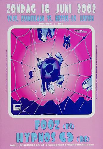 Malleus Fooz Poster