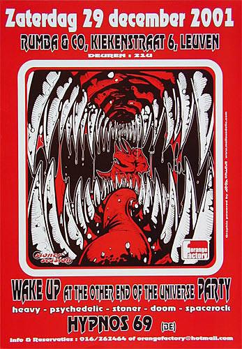 Malleus Hypnos 69 Poster