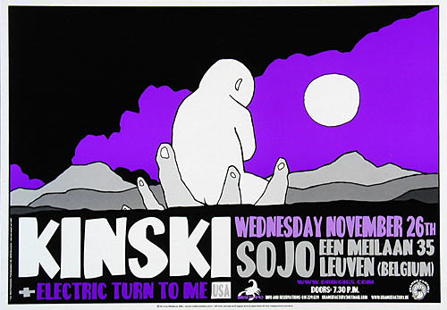 Malleus Kinski Poster