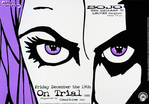 Malleus On Trial Poster