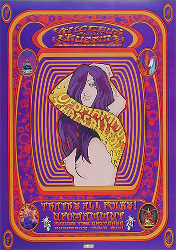 Malleus UFOMammut Poster