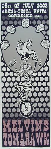 Malleus Melvins Poster
