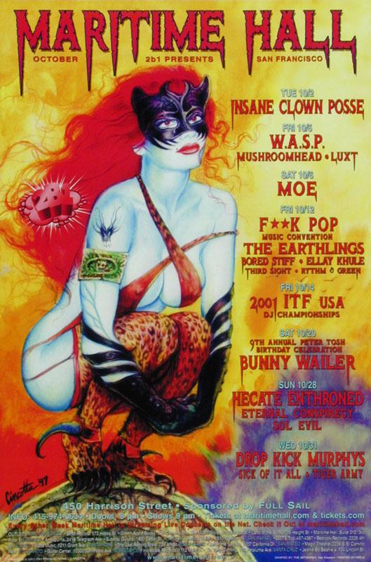 Insane Clown Posse Poster