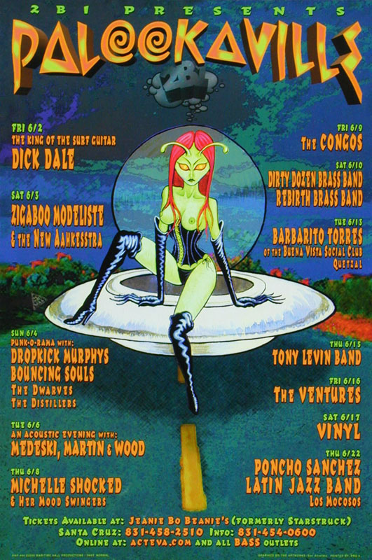 The Ventures Poster