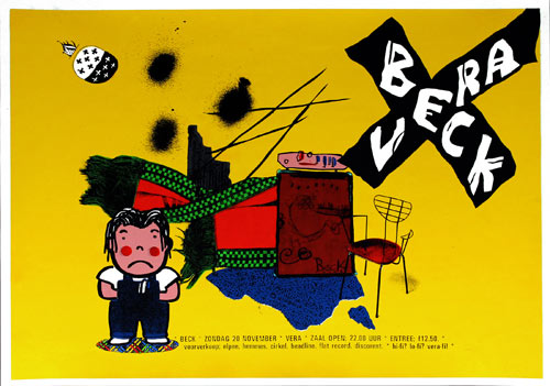 Beck Poster