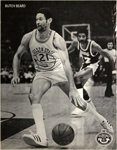 Butch Beard Tuborg Beer Basketball Poster