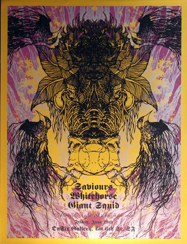 David V. D'Andrea Saviours Poster