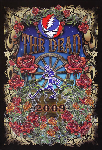 Mike DuBois The Dead 2009 Poster