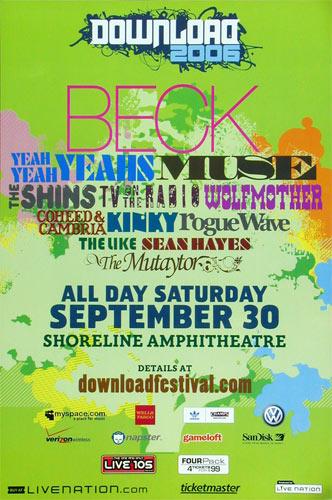 Download Festival Shoreline 2006 Kalender » trasletbelan cf