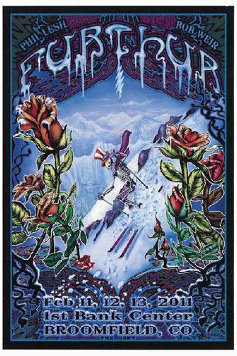 Mike Dubois Furthur Poster