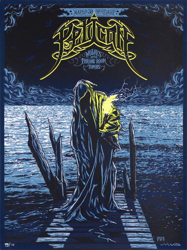 Mike Saputo Pelican Poster