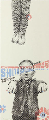 Andrew Vastagh The Shins Poster