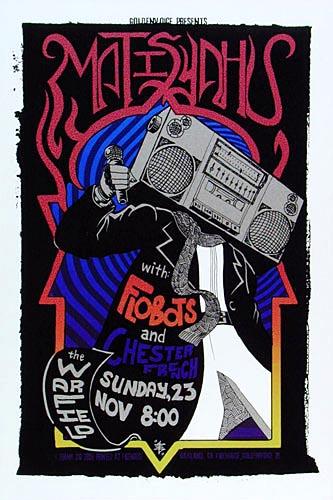 Frank Zio Matisyahu Poster