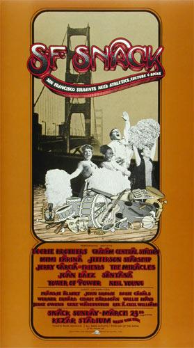 Randy Tuten SF Snack Poster