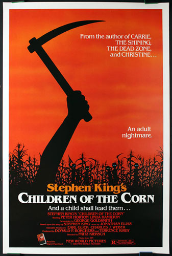 Children of the Corn Movie Poster