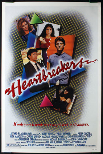 Heartbreakers Movie Poster