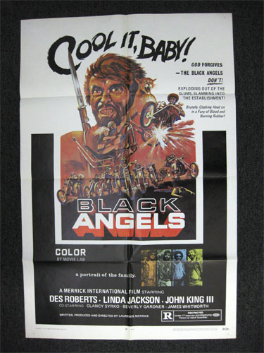 Black Angels Movie Poster