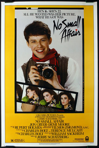 No Small Affair Movie Poster