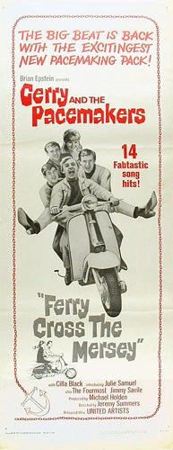 Gerry and the Pacemakers Movie Poster