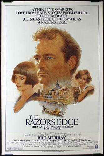 The Razor's Edge Movie Poster