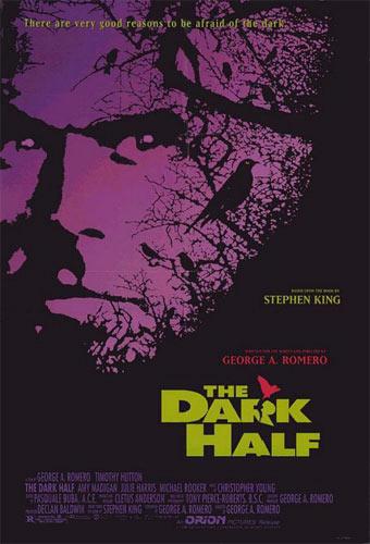 Stephen King - The Dark Half Movie Poster