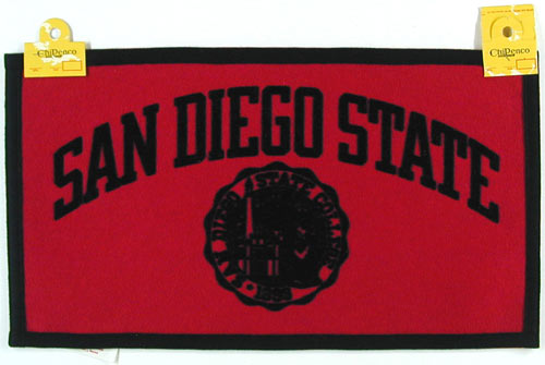 San Diego State College Banner