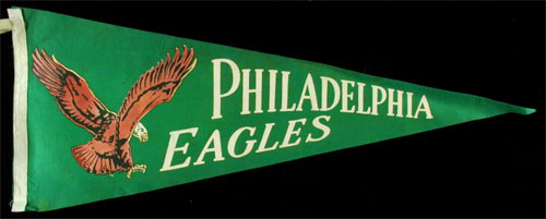 Philadelphia Eagles Pennant