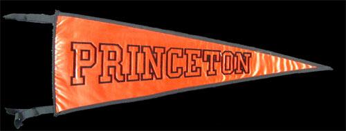 Princeton University Pennant