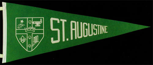 St. Augustine Pennant