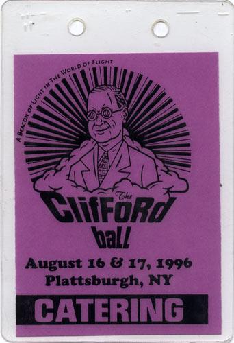 Phish Clifford Ball Laminate