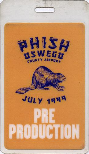 Phish Camp Oswego Laminate