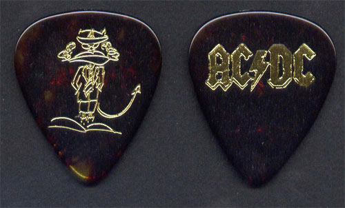 AC/DC Angus Young Guitar Pick