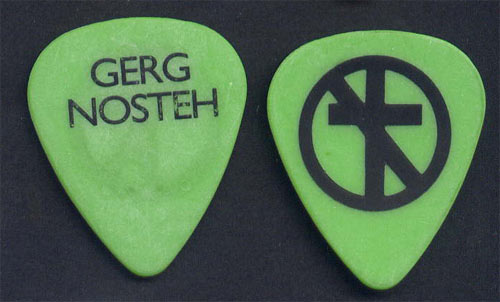 Bad Religion Greg Hetson Guitar Pick