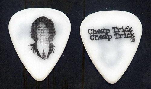 Cheap Trick Tom Petersson Guitar Pick