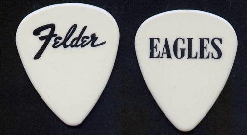 Eagles Don Felder Guitar Pick