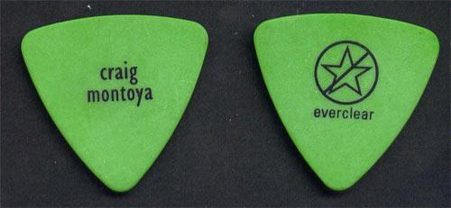 Everclear Craig Montoya Guitar Pick