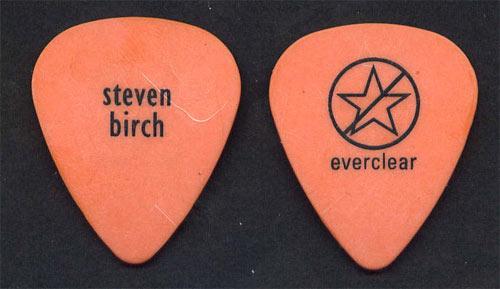 Everclear Steven Birch Guitar Pick