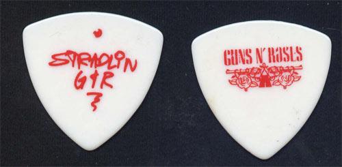 Guns N' Roses Izzy Stradlin Guitar Pick