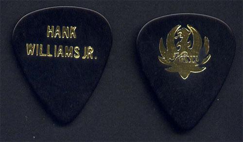Hank Williams Jr Guitar Pick