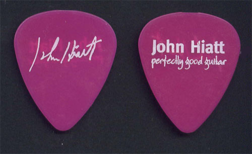 John Hiatt - Perfectly Good Guitar Guitar Pick