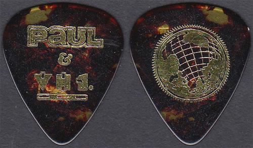 Paul McCartney  VH1 Guitar Pick
