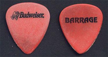 Barrage Guitar Pick