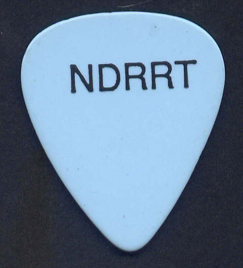 Neil Diamond - NDRRT Blue Guitar Pick