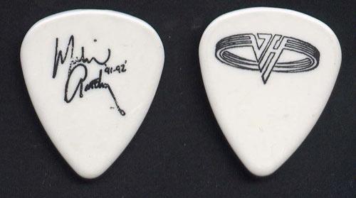 Van Halen - Michael Anthony Guitar Pick