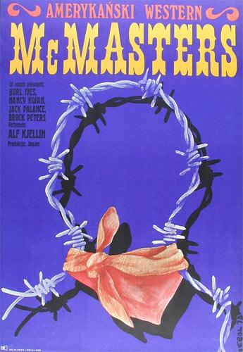 Jakub Erol The McMasters Polish Movie Poster