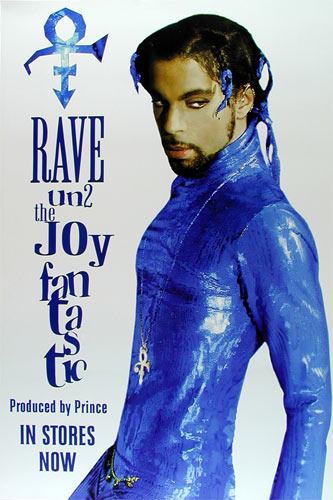 Prince Rave Un2 The Joy Fantastic Promo Poster