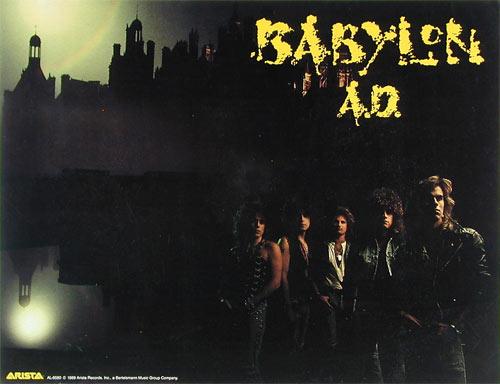 Babylon A.D. Promo Poster